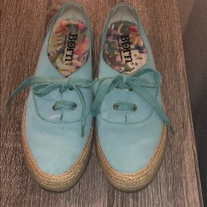 Born Sneakers - Size 7 1/2